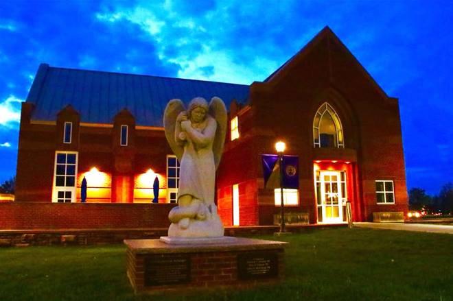 8.  Saint Michael's College, Colchester