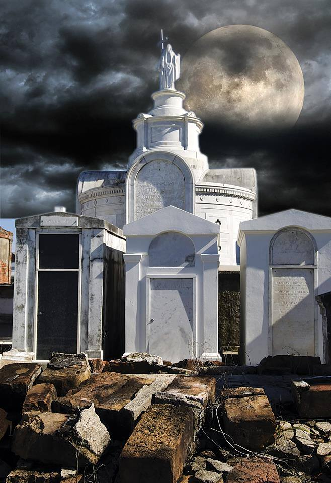 These incredible cemeteries are filled with lore and spooky spirits.