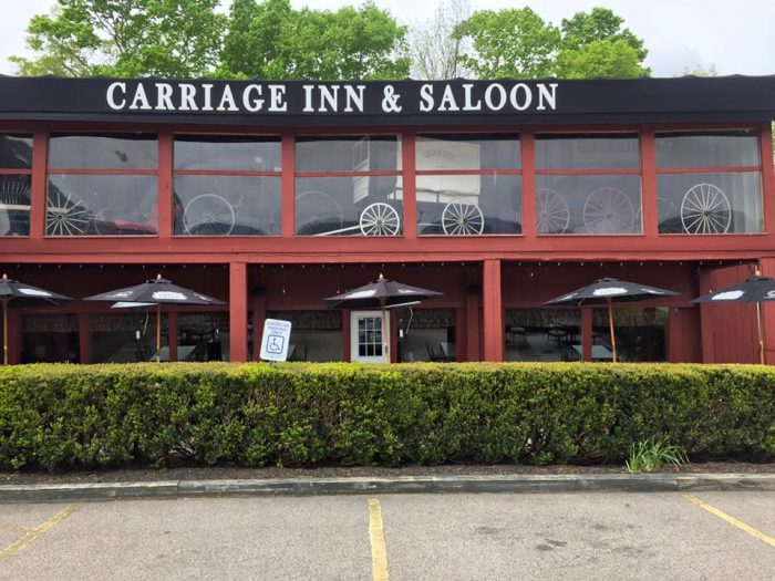 7. Carriage Inn and Saloon, North Kingstown