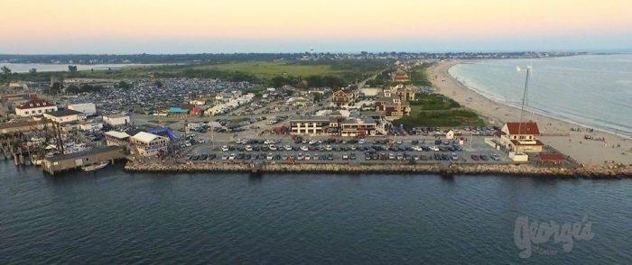 2. George's of Galilee, Narragansett