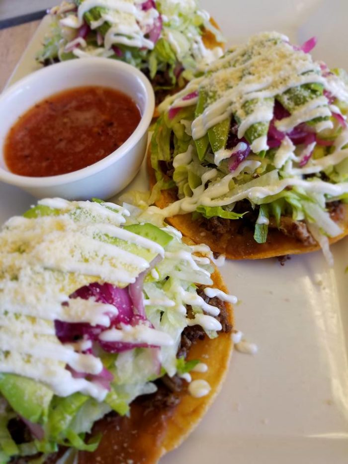 1. Tomate Mexican Grill - Watford City