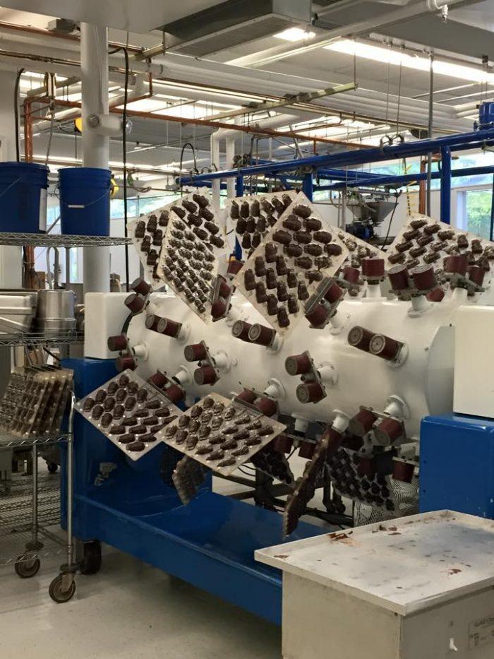 5.  Lake Champlain Chocolate, Burlington