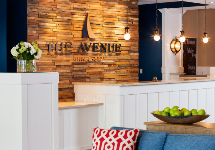 5. The Avenue Inn & Spa, Rehoboth Beach
