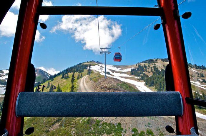4. The Mount Rainier Gondola