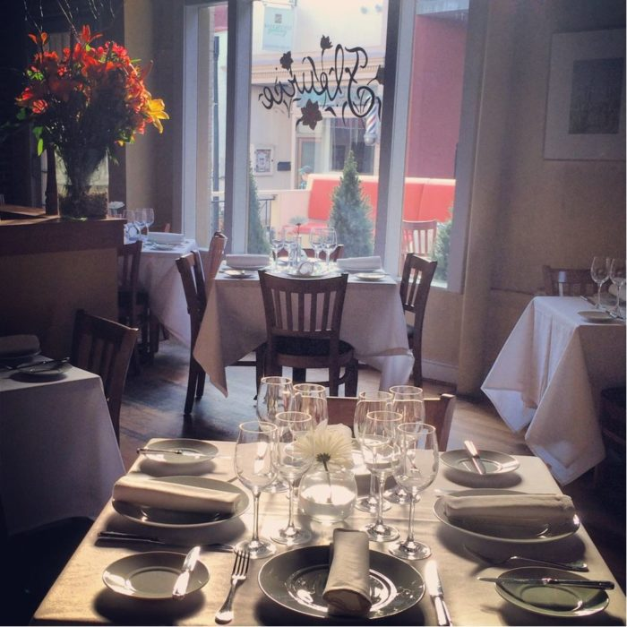 4. Fleurie Restaurant (Charlottesville)
