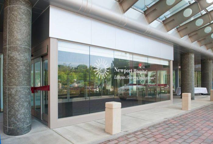 3. Newport Hospital, Newport