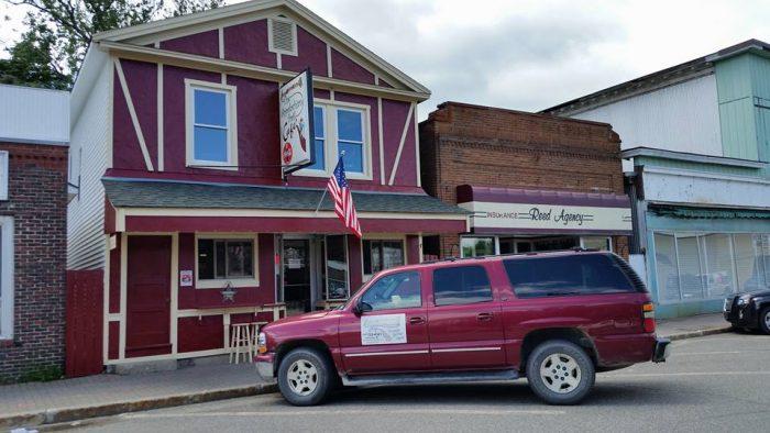 4. Appalachian Trail Cafe, Millinocket