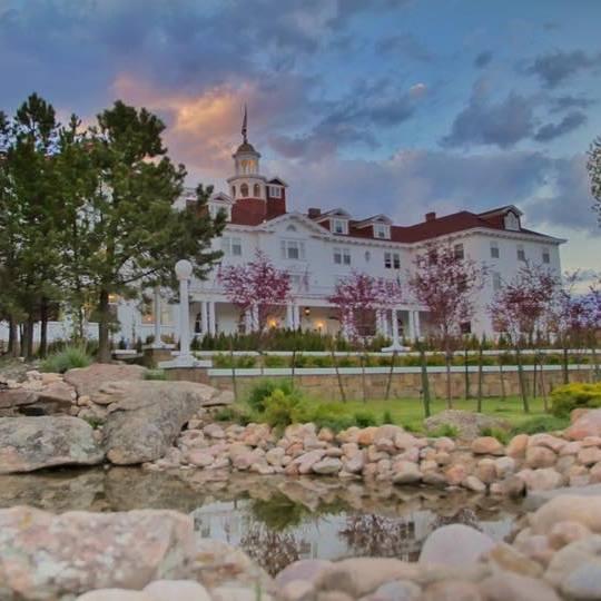 3. Stanley Hotel (Estes, Colorado)