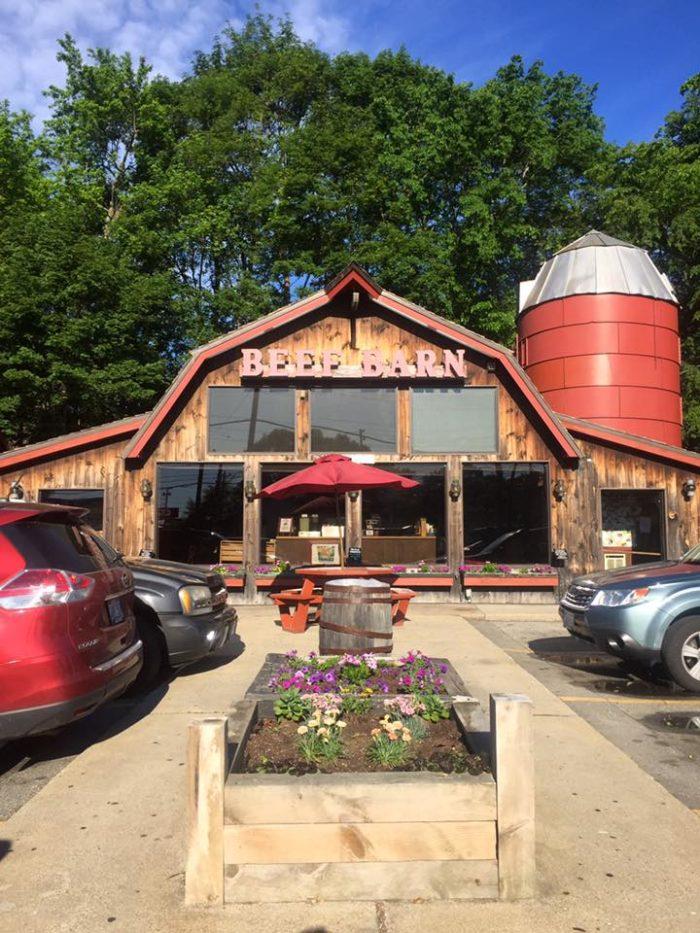 The Beef Barn Rhode Island