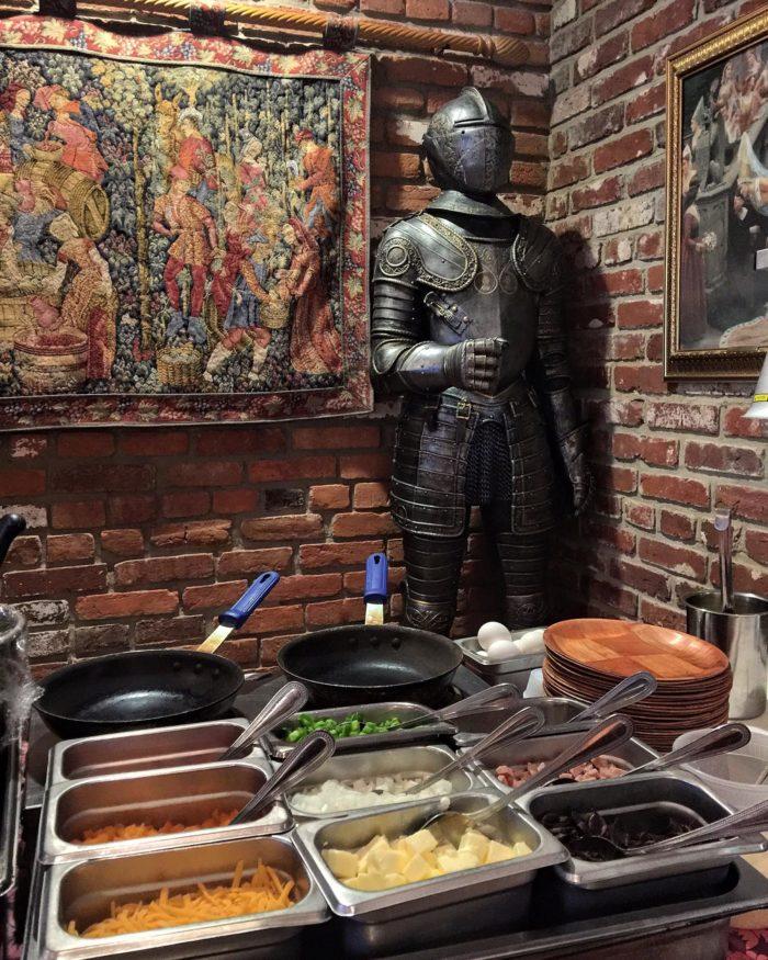 5. Medieval Dining