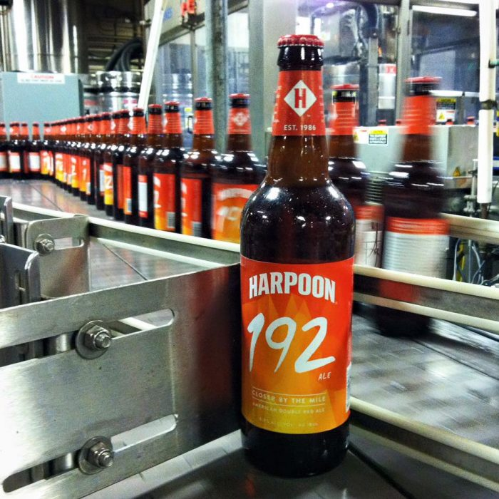 8.  Harpoon Brewery, Windsor