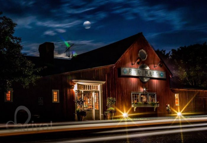 12.  The Red Mill - 4800 Basin Harbor Rd, Vergennes