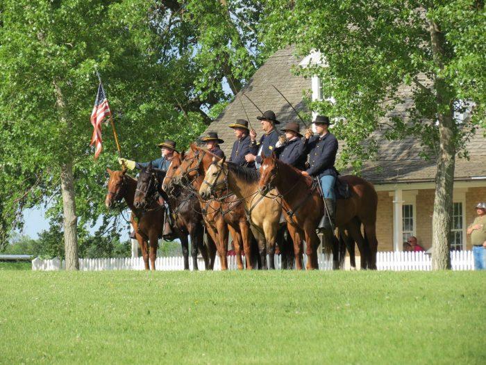 6. Fort Sisseton Historical Festival - Lake City