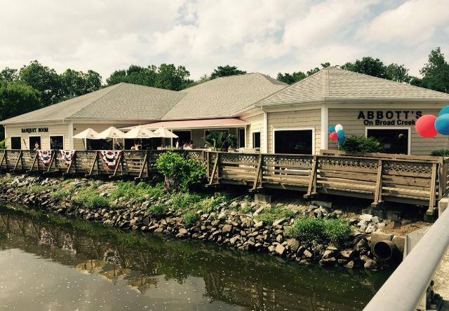 5. Abbott's on Broad Creek, Laurel