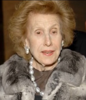 8. Anne Cox Chambers, 96—Net Worth: $18 Billion