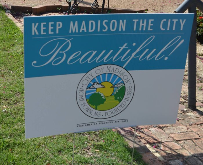 Madison is beautiful...and that's no accident.