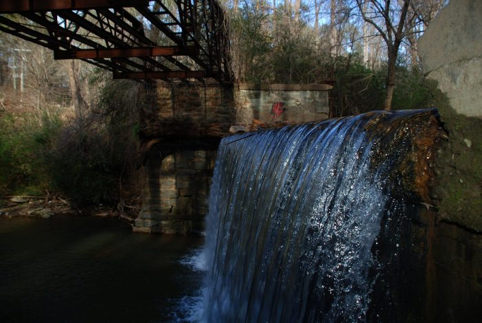 The top summer destinations in georgia for Lull water