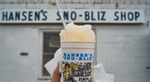This Tiny Shop in Louisiana Has Snowballs To Die For