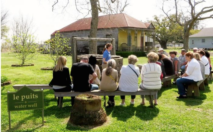There are some amazing tour guides that can help you understand the history here.