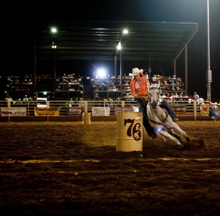 7. Days of '76 Rodeo - Deadwood