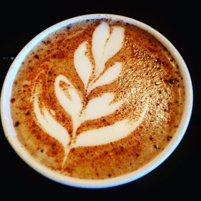 Psst - just for fun, ask when their next Latte Art competition is! You'll be blown away by what they can do!