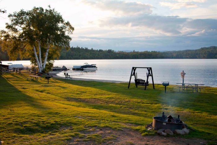 These Are The Best Camping Spots In New Hampshire