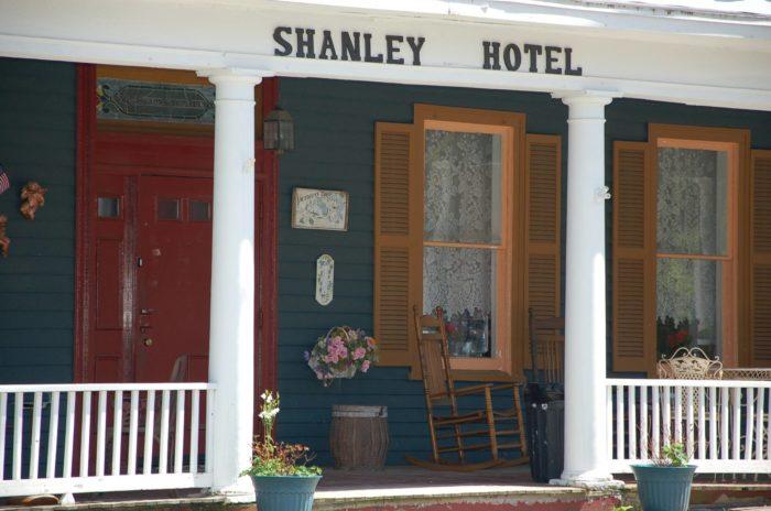 2. Shanley Hotel (Napanoch, New York)
