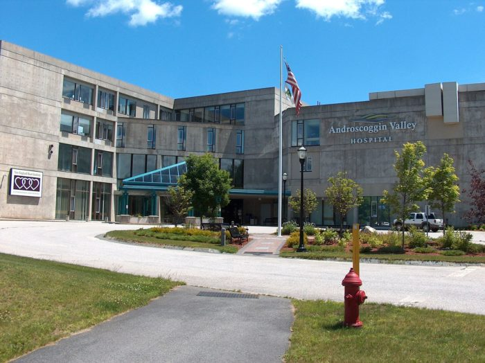 5. Androscoggin Valley Hospital, Berlin