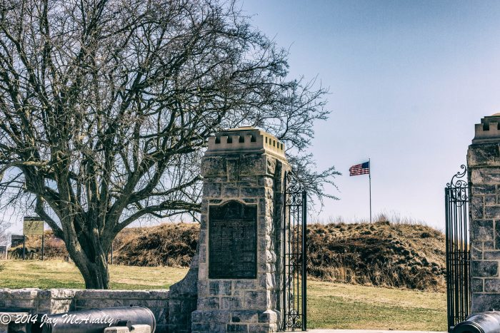 6. Fort Griswold (Groton)
