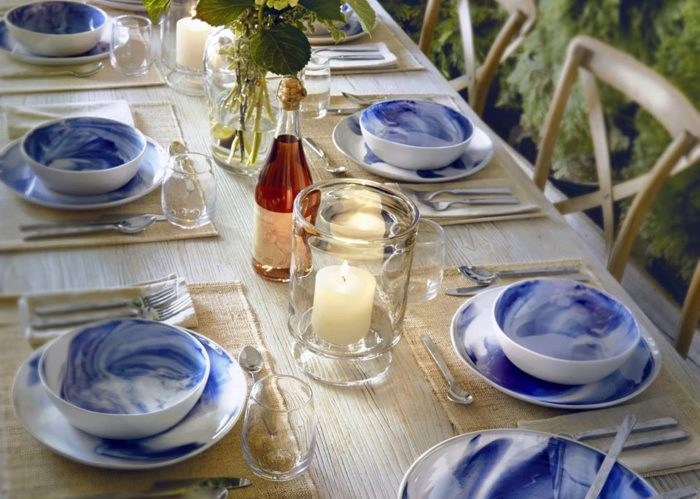 If you think the tablescapes are amazing, wait until you eat!