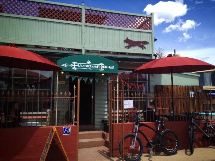 7. The Weathervane Cafe