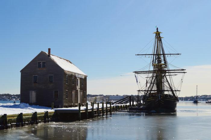 14. Salem Harbor