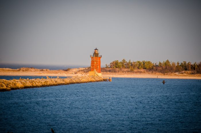 10. Breakwater East End Lighthouse