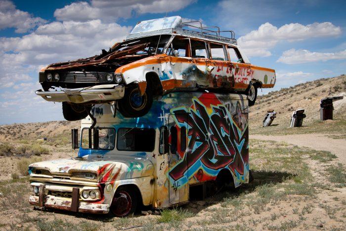 Bizarre Roadside Attractions