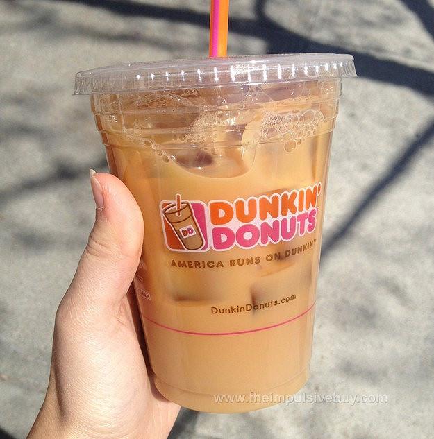 4. Dunkin Donuts Coffee