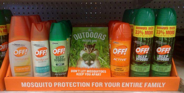 9. Bug Spray