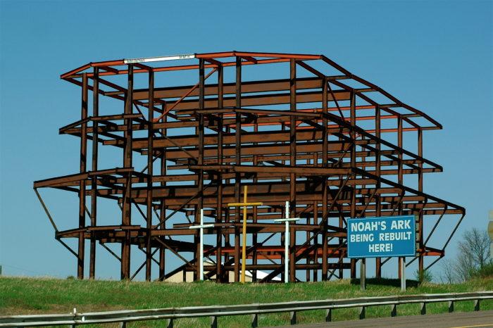 6. Noah's Ark