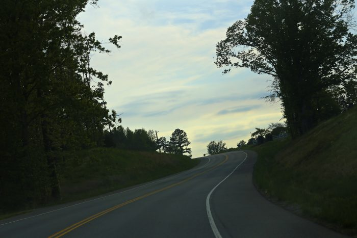 9. Someone who has never encountered Virginia's windy mountain roads.