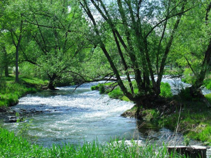 3. Clear Creek Trail in Wheat Ridge