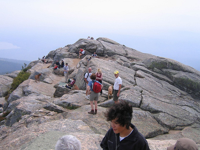 2. Mount Chocorua, Albany