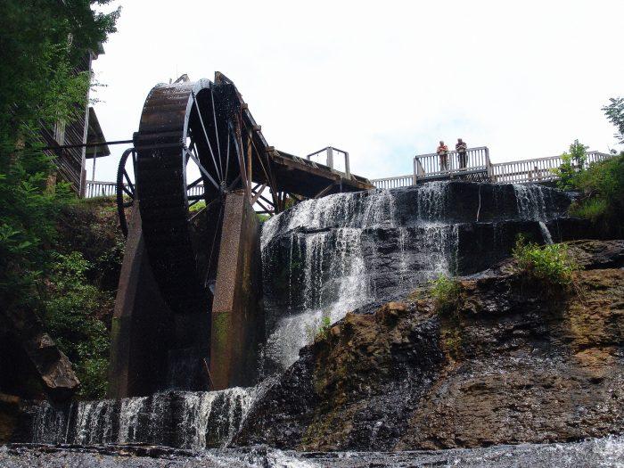7. Dunn's Falls