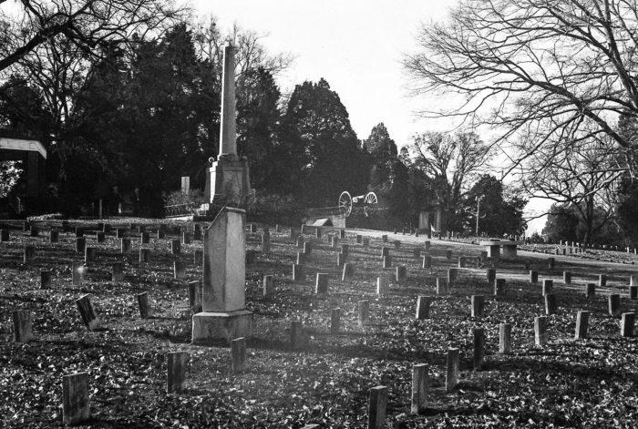 9. Marietta Cemetery, Marietta, Georgia