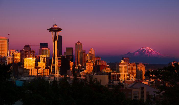12. Seattle, Washington