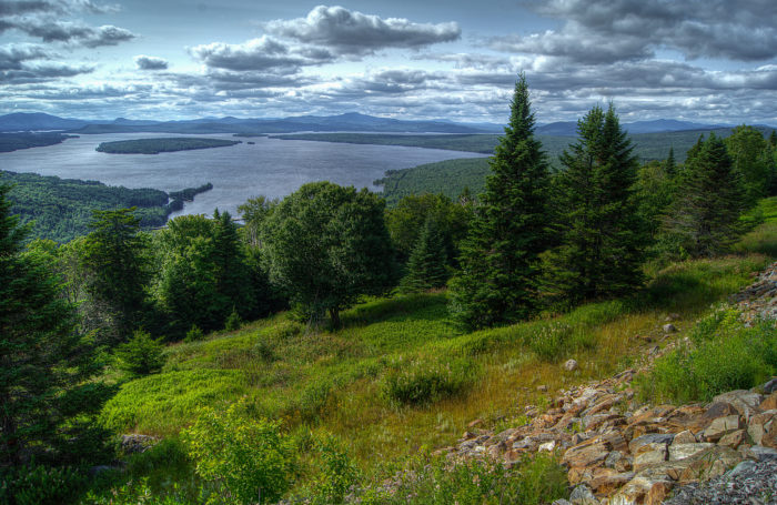10. Routes 17, 16 and 4, The Rangeley Lakes National Scenic Byway
