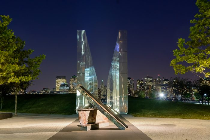 10. Empty Sky Monument, Jersey City