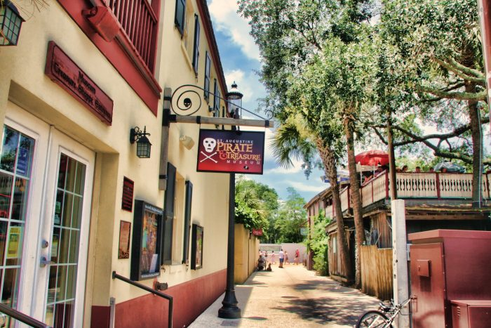 4. St. Augustine Pirate and Treasure Museum (St. Augustine)