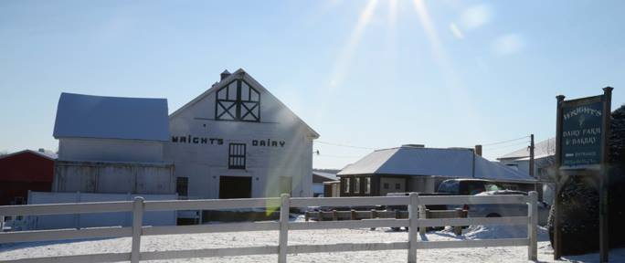 8. Coffee Milk: Wright's Dairy Farm, North Smithfield