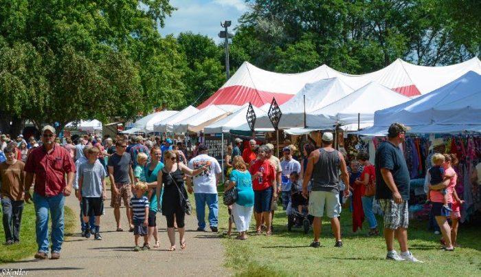 8. Yankton Riverboat Days & Summer Arts Festival - Yankton