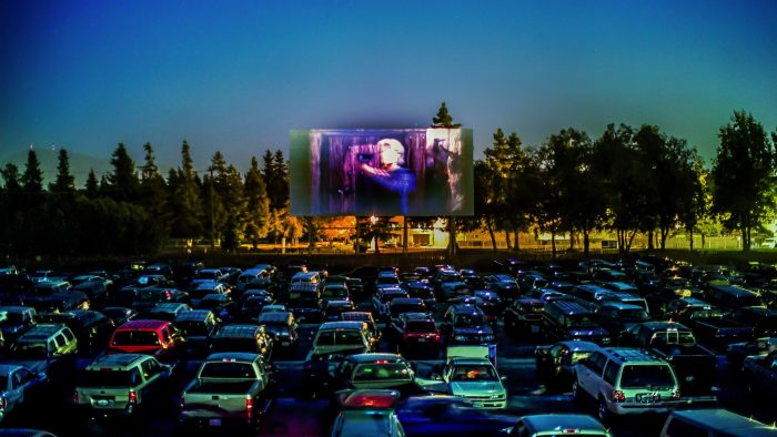 11. Watch a Film at The Drive-In