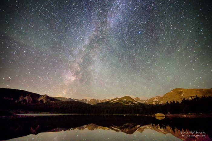 16.  If you venture even further into the wilderness that surrounds our fair city, you can behold the Milky Way in all of its magnificence!